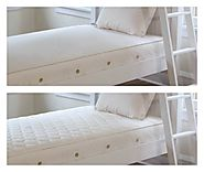 Naturepedic No Compromise Organic Cotton 2-in-1 Ultra Mattress {Review} - Mom and More