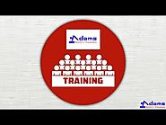 Why you should be a Part of the Adams Safety Training Program? - Video