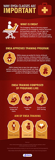 EMSA Classes and All You Need to Know About Them