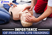 Importance of Pediatric CPR Training