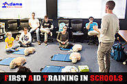 First Aid Training in Schools