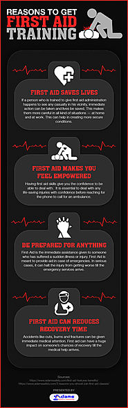 4 REASONS YOU SHOULD GET FIRST AID TRAINING