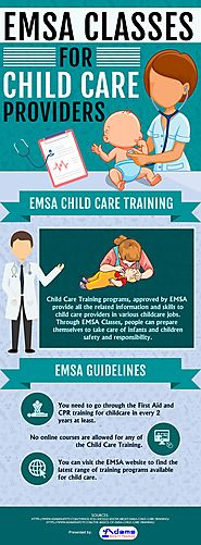 EMSA Training Programs and What You Should Know