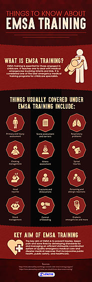 EMSA Training, What It Covers and Why It's Important