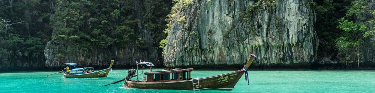 Headline for 7 Top Thai Islands to Treat Your Wanderlust – Phuket to Phi Phi