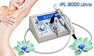 IPL9000 E Light Flux Photoepilation System IPL Laser Hair Removal Machine *CREAM*