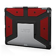 UAG iPad Pro 12.9-inch (1st Gen) Feather-Light Composite [RED] Aluminum Stand Military Drop Tested iPad Case