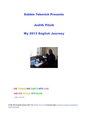 My 2013 English Journey by Judith