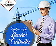 The Significance of a General Contractor