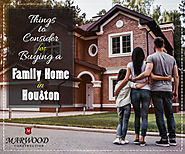 Things to Consider for Buying a Family-Friendly Home in Houston