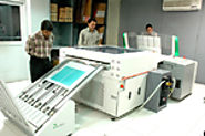 Pre-Press Facility | Patel Printing