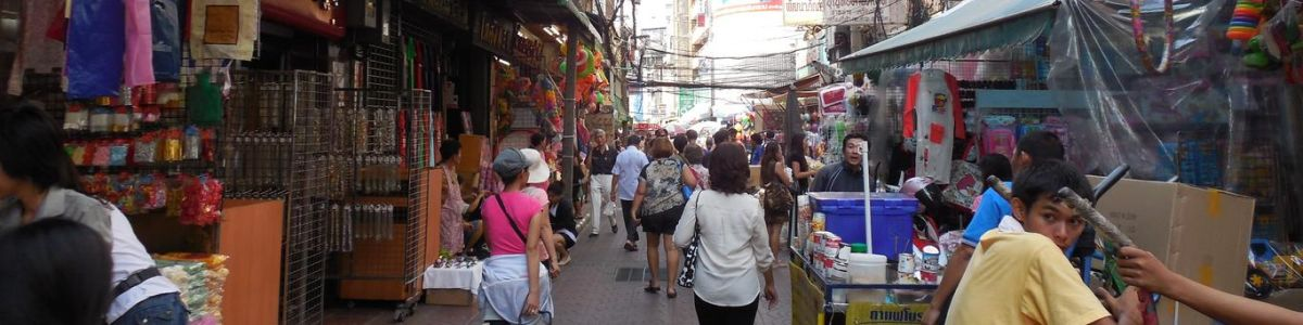 Headline for Best Street Food Joints in Bangkok – Shop in Bangkok...For Food!