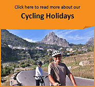 Cycling Holidays and Cycle Tours in Spain