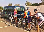 Family Cycling Day Trips