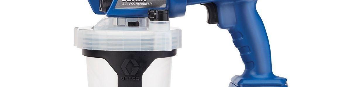 Headline for Top 20 Best Cordless Paint Sprayers 2017-2018