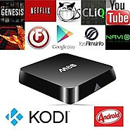 Mifanstech M8S Amlogic S812 Quad Core Android 4.4 Tv Box 4K Wifi Smart Tv Box