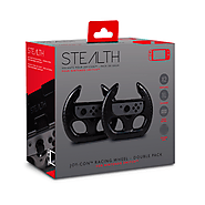 Stealth Nintendo Switch Joy Con Racing Wheel