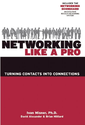 Networking Like a Pro: Ivan Misner: 9781599183565: Amazon.com: Books