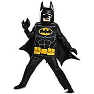 LEGO Batman Movie Costumes