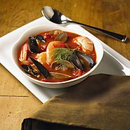 Delicious Fish Soup, San Francisco Style: Tadich Grill Cioppino Recipe for Two