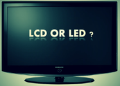 Which one will gratify your entertainment needs? LCD TV VS LED TV