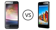 Micromax Canvas Viva A72 vs. Karbonn A9 Plus