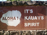 People are serious about their aloha, but they're human, too.