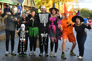 Albert Park runners get spooky for Halloween fundraising