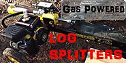 The Best Gas Powered Log Splitters With Reviews
