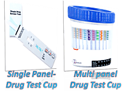 Single Panel vs. Multi Panel Drug Tests for employee drug testing - Rapid Exams