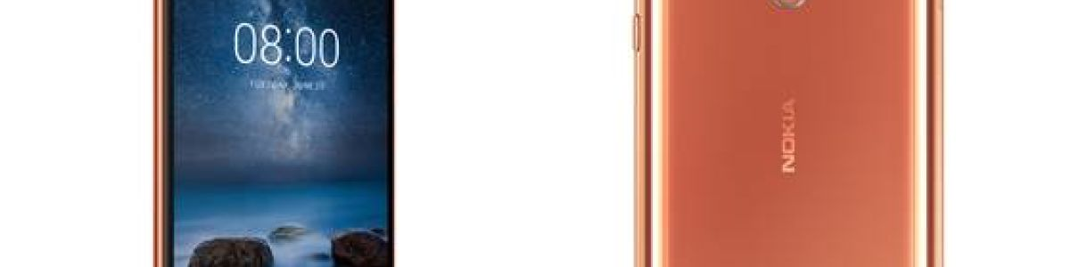 Headline for Nokia 8 Price and Specifications