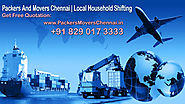 Packers And Movers Chennai Affiliations – Respond In Due Order Regarding Your Moving Needs