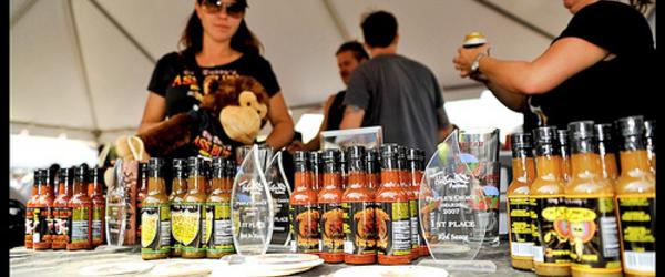 Headline for Best Selling Hot Sauces 2013
