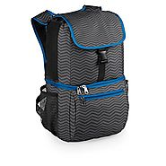 Picnic Time Pismo Insulated Cooler Backpack, Waves Collection