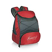 Picnic Time Budweiser PTX Insulated Backpack Cooler