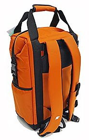 Polar Bear Coolers Nylon Series Backpack Orange