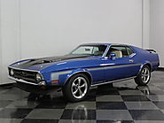 Buy Antique Cars - 1971 Ford Mustang