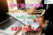 Learn the Customer Trends to Drastically Reduce the Credit Risk in B2B Market