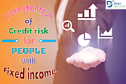 Diversification of Credit Risk for People with Fixed Income