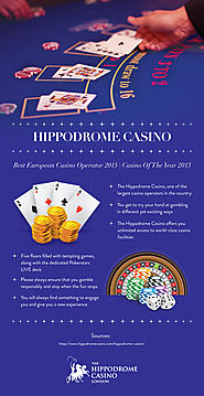 Hippodrome Casino - One of the largest casino operators in UK