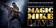 Magic Mike Live – Sunday 25th November