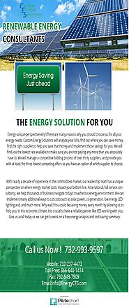 Energy Saving Solutions For A Critical Environment
