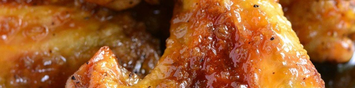 Headline for 20 Delicious chicken wing recipes that will get your mouth watering!