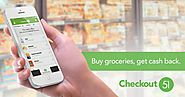 Checkout51 | Buy groceries, earn cash back.