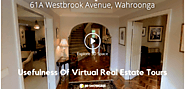 The Usefulness Of Virtual Real Estate Tours
