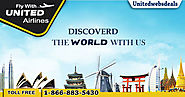 Cheap United Airlines Flights Booking | Book United Airline Tickets