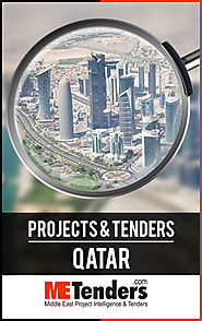 Get the Qatar Projects & Tenders at METenders