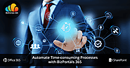 Automate Time-consuming Processes with BizPortals 365