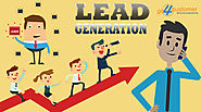 How do LinkedIn work to generate qualified leads?