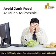 Avoid Junk Food for Weight Loss